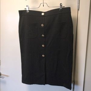Jules by Leopold pencil skirt size L